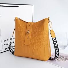 Stripe Crossbody Bags