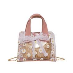 Charming/Dreamlike/Bohemian Style/Braided Tote Bags/Crossbody Bags/Shoulder Bags/Bridal Purse/Beach Bags/Bucket Bags/Hobo Bags