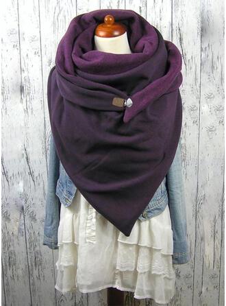 Solid Color/Retro/Vintage fashion/Comfortable/Simple Style Scarf