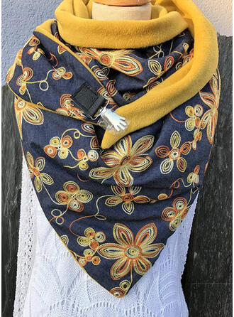 Retro/Vintage/Print fashion/Comfortable/Colorful Scarf
