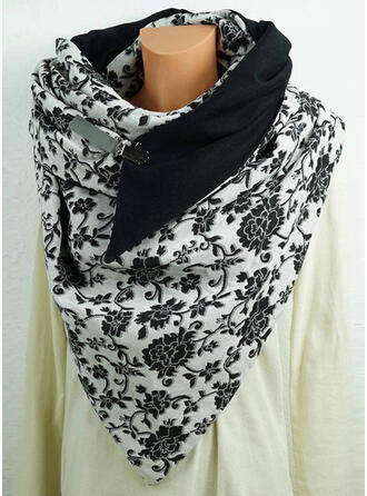 Print Reusable/Women's/Simple Style Scarf